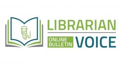 Librarian Voice Logo