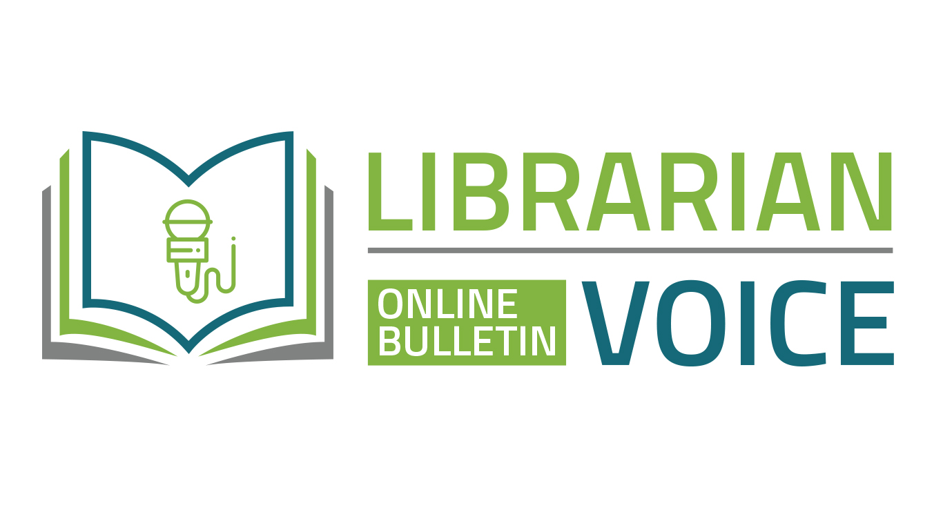 Librarian Voice Logo