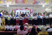 জেলা সরকারি গণগ্রন্থাগারে নতুন সেবা 'টয় ব্রিক' উদ্বোধন