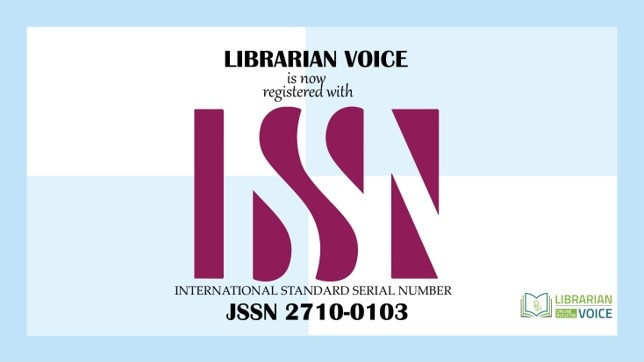 ISSN Librarian Voice